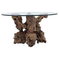 Organic Root Side Table