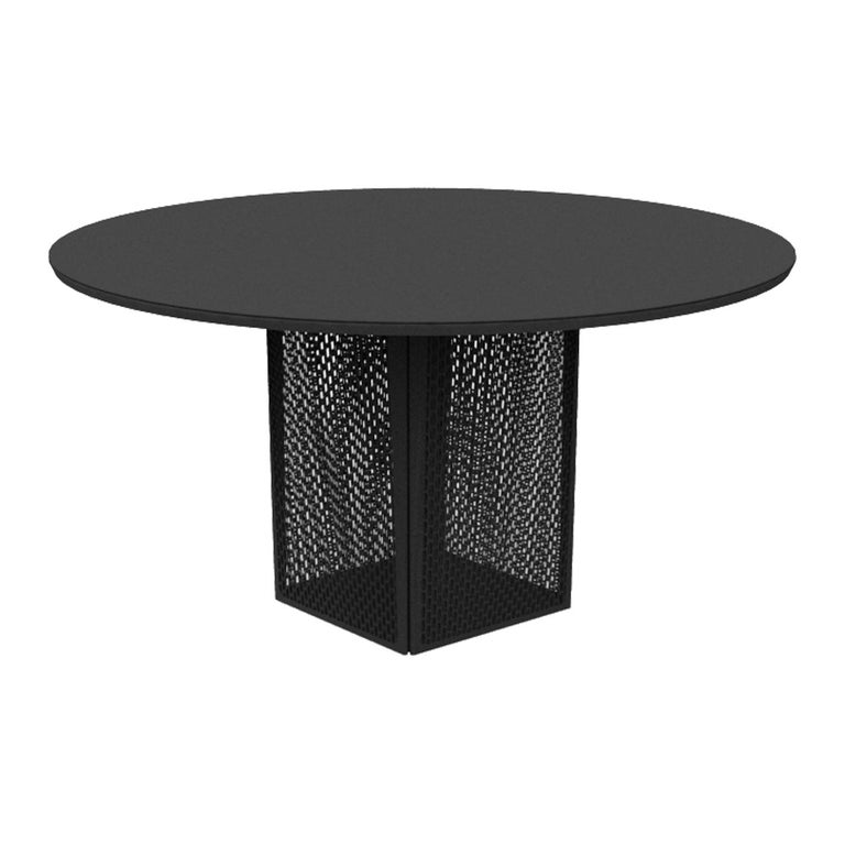 Round Pascal Dining Table by MarCo Acerbis For Sale