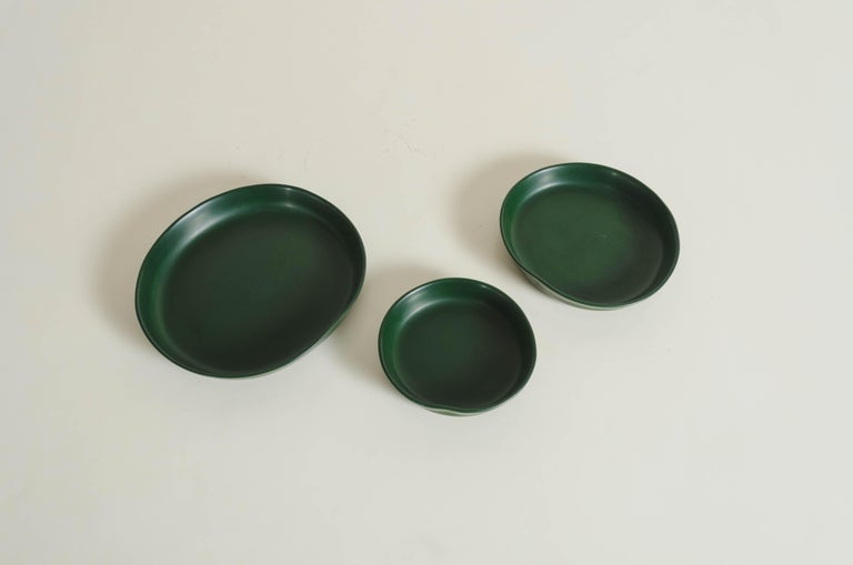Round plates (set of 3)