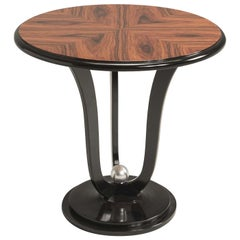 Round Rays Side Table
