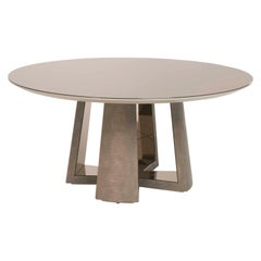 Round Table Agatha, Leather Edition
