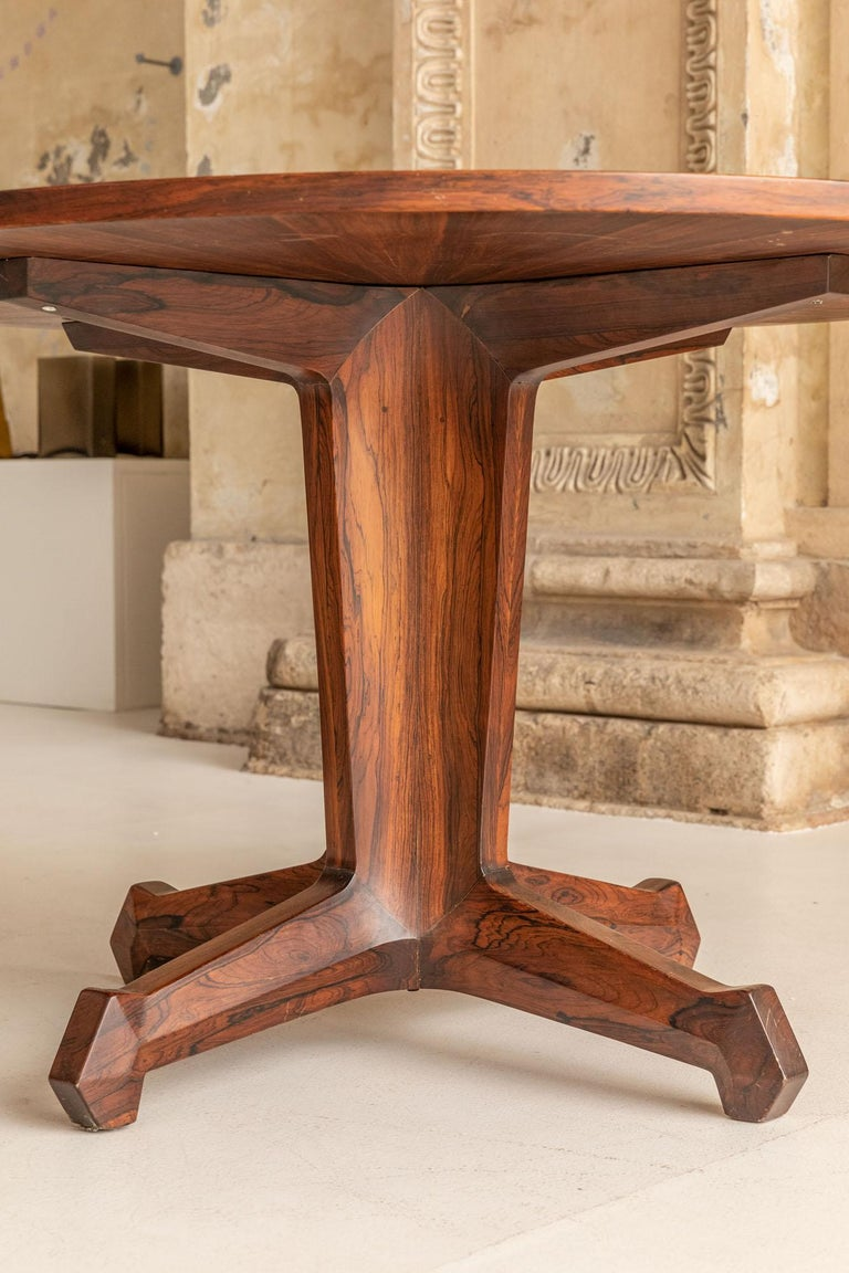 Round Table Attributed to Melchiorre Bega For Sale 2