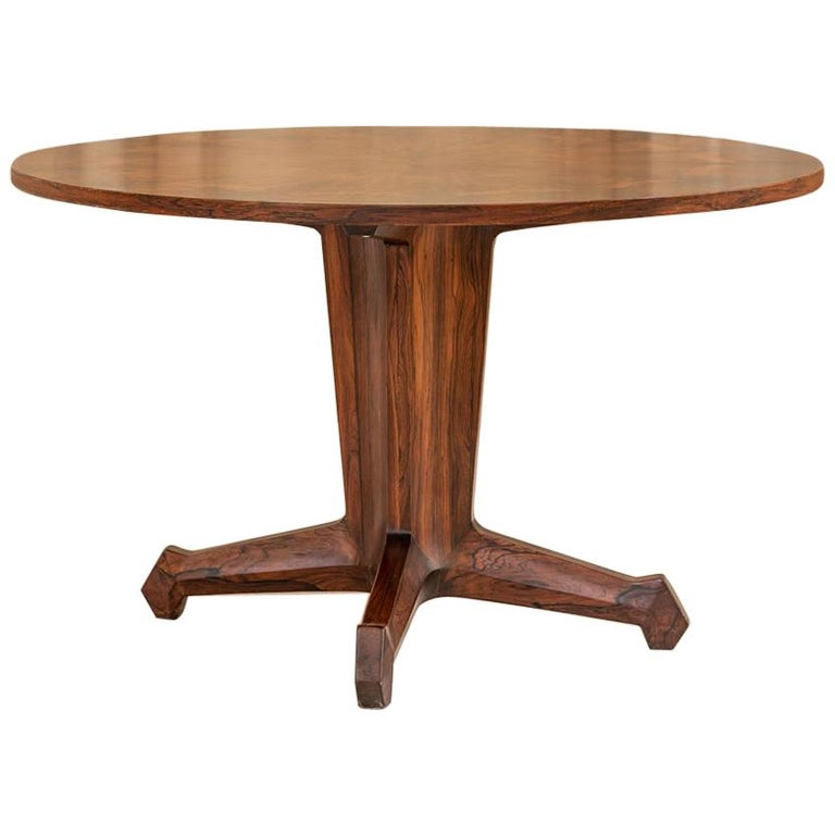 Round Table Attributed to Melchiorre Bega For Sale