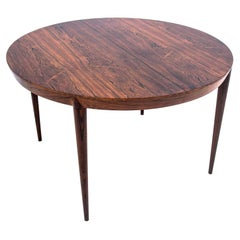 Round Table from Denmark from the 1960s, Furniture in Very Good Condition, after