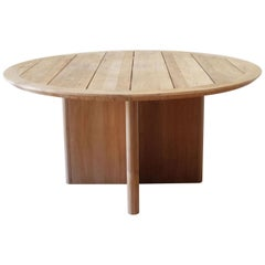 Round Teak Dining Table Balmain Collection