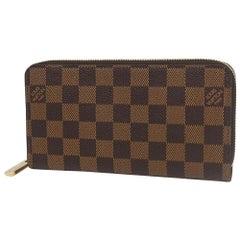 round zipper  Zippy Wallet  unisex  long wallet N41661