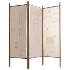 Roving Screen Room Divider