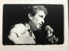 Bob Dylan at Newport Folk Festival