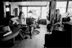 Judy Collins and Joni Mitchell, Lookout Mountain, Laurel Canyon, CA