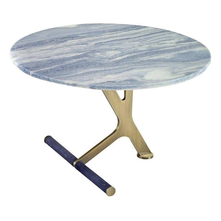Roxane Large Coffee Table by Ulivi Salotti For Sale