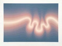 Polarization, Limited Edition Silkscreen, Roy Ahlgren
