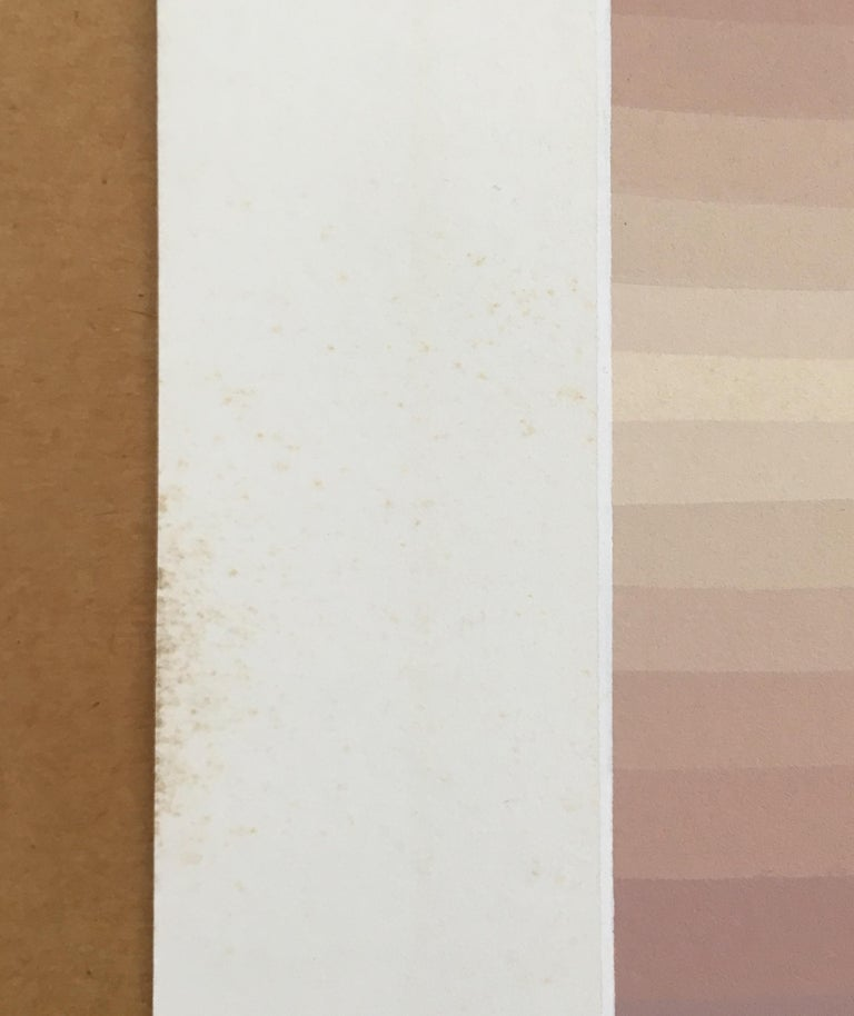 Roy Ahlgren 'Polarization' Signed Limited Edition Serigraph Print 3