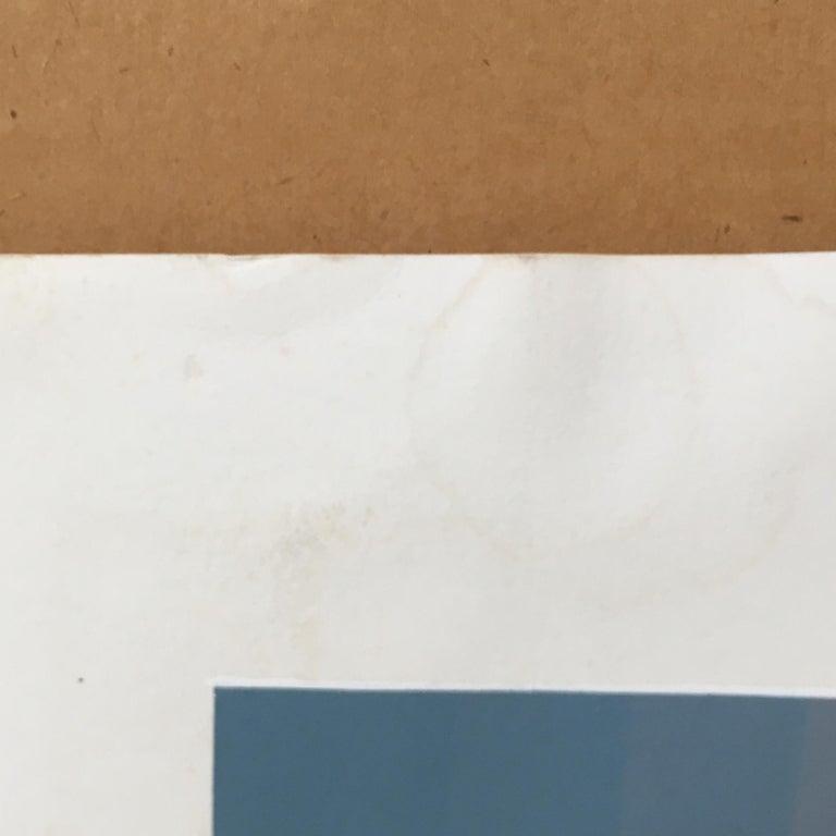 Roy Ahlgren 'Polarization' Signed Limited Edition Serigraph Print 4