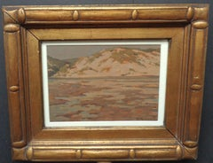 Roy Henry Brown American Impressionist Landscape Oil Painting 1879-1956
