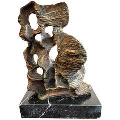 Roy Ledgard Bronze Sculpture, 1960s