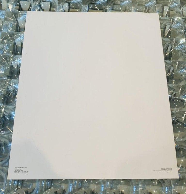 Paper Roy Lichtenstein,