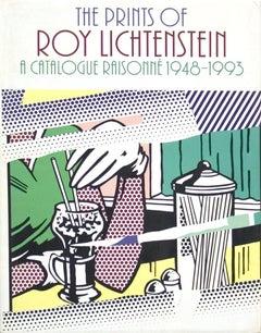 1994 Roy Lichtenstein 'The Prints of Roy Lichtenstein: a Catalogue Raisonne 1948