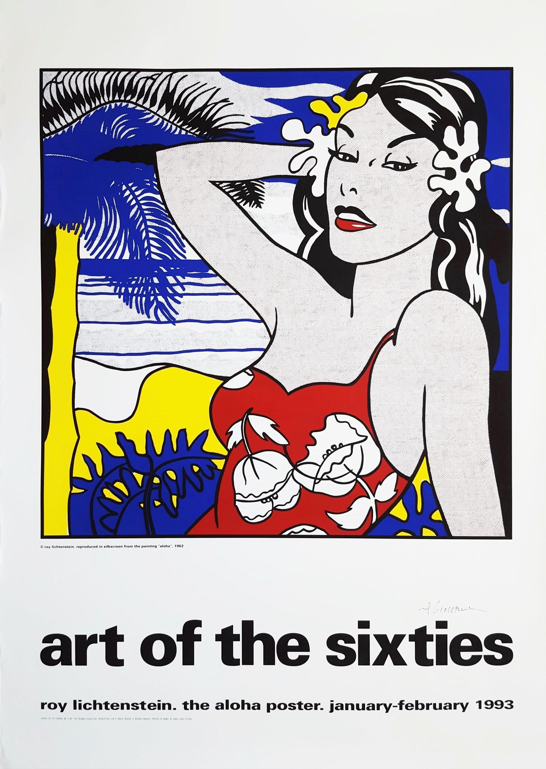 Art of the Sixties (Aloha) (Signed)