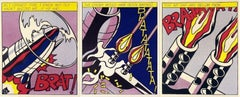 As I Opened Fire Posters, After Roy Lictenstein