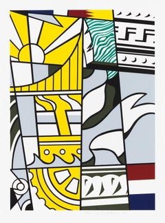 Bicentennial, by Roy Lichtenstein
