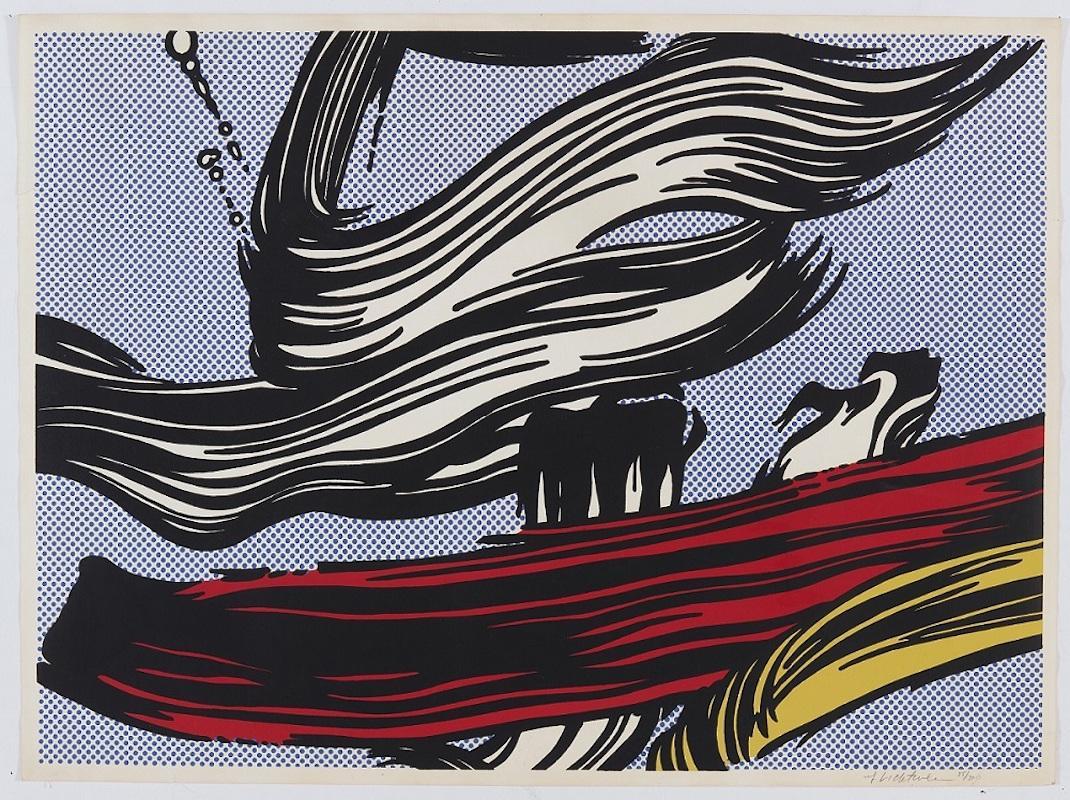 Roy Lichtenstein Art - 116 For Sale at 1stdibs