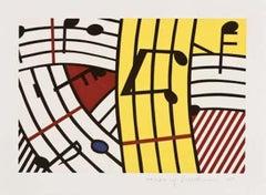 Composition IV, Roy Lichtenstein
