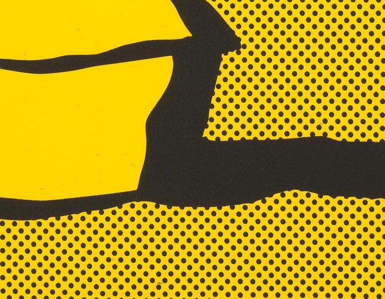 Haystack - Roy Lichtenstein - Pop art  - Pop Art Print by Roy Lichtenstein