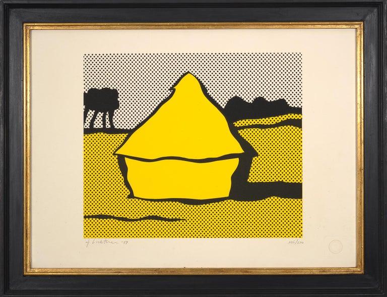 Haystack - Roy Lichtenstein - Pop art  For Sale 1