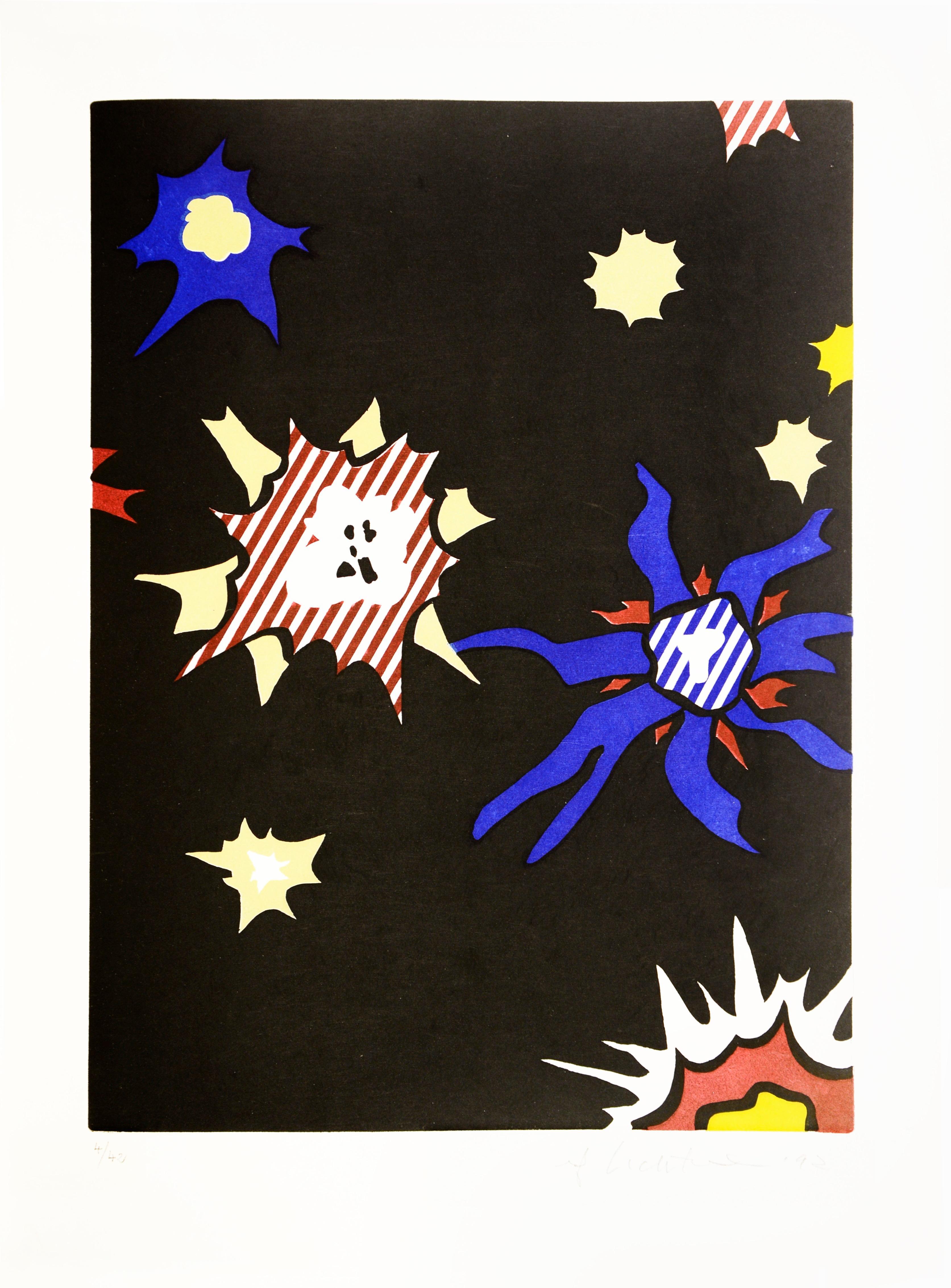 Lichtenstein, Hüm-Bum!', from The New Fall of America