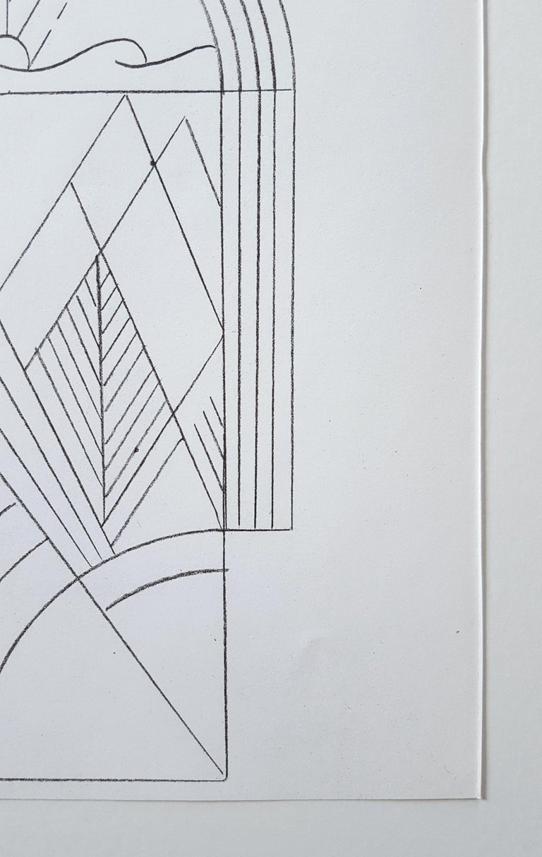 Two original photolithographs on Mohawk Superfine Smooth paper by American artist Roy Lichtenstein (1923-1997) titled