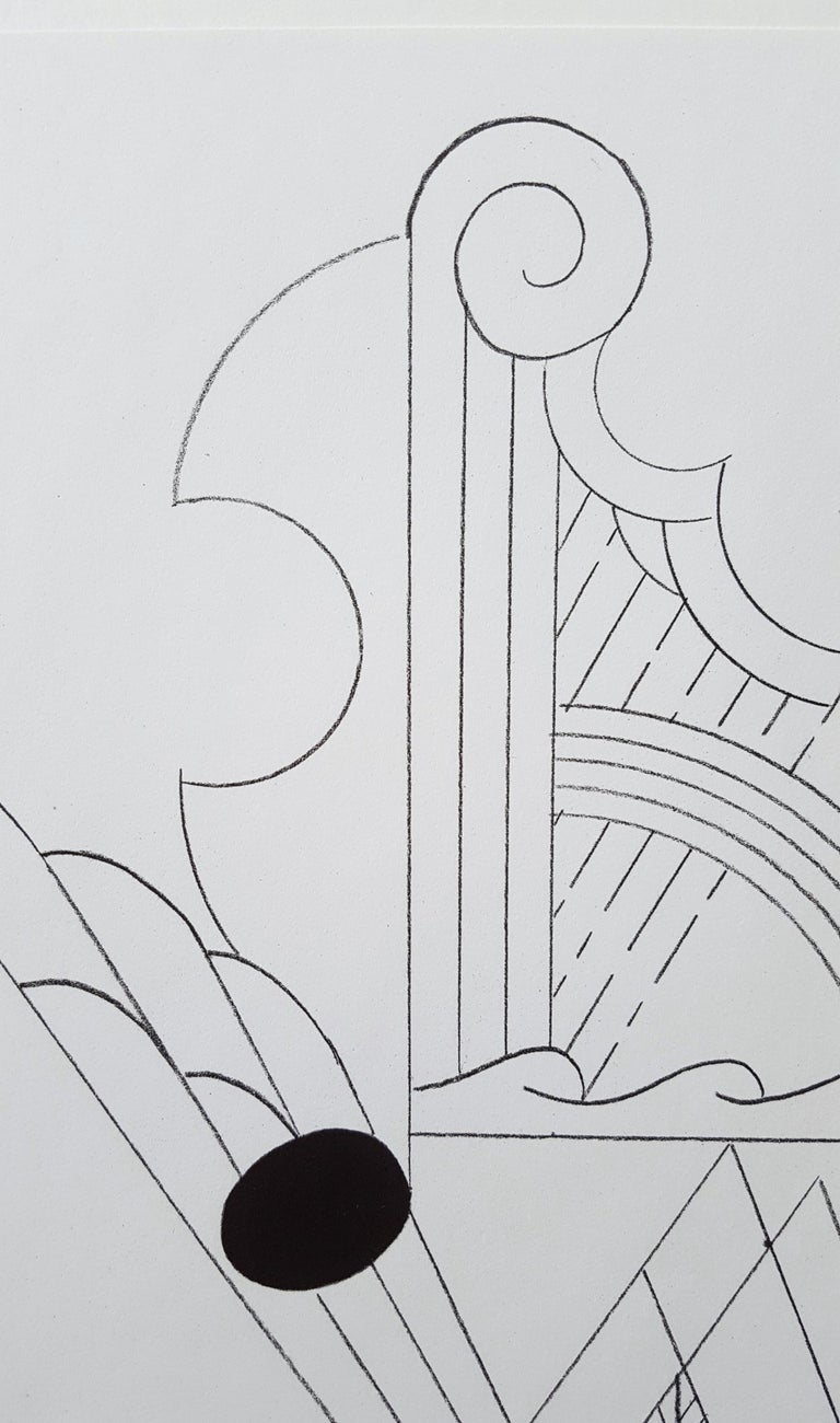 Illustration for 'Romanze, or The Music Students' (I) & (II) For Sale 1