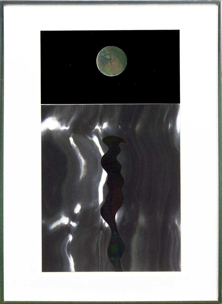 Roy Lichtenstein Abstract Print - LANDSCAPE 8