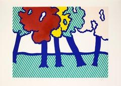 Lichtenstein, Or Automnal: Arrière-Saison en Nouvelle Angleterre