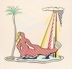 Mermaid, Roy Lichtenstein