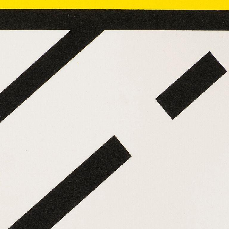 Mirror -- Screen Print, Everyday Object, Pop Art by Roy Lichtenstein For Sale 3