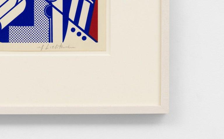 Modern Art Poster - Pop Art Print by Roy Lichtenstein