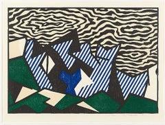 Morton a Mort, Roy Lichtenstein