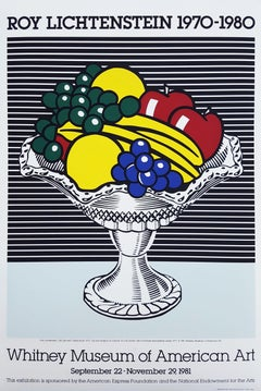 Whitney Museum of American Art (Still Life with Crystal Bowl)