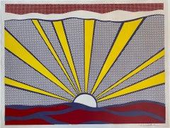 Sunrise, Roy Lichtenstein