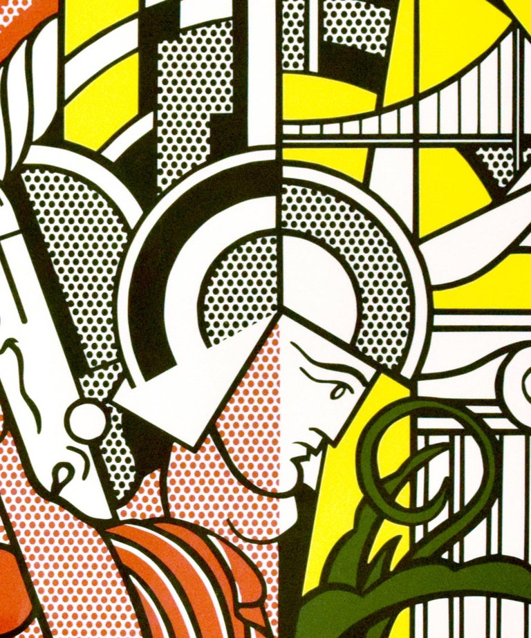 The Solomon R. Guggenheim Museum Poster - Original Screen Print - 1969 For Sale 1