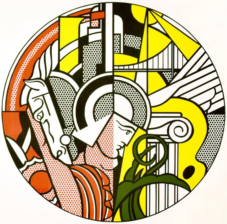 The Solomon R. Guggenheim Museum Poster - Original Screen Print - 1969 For Sale 2