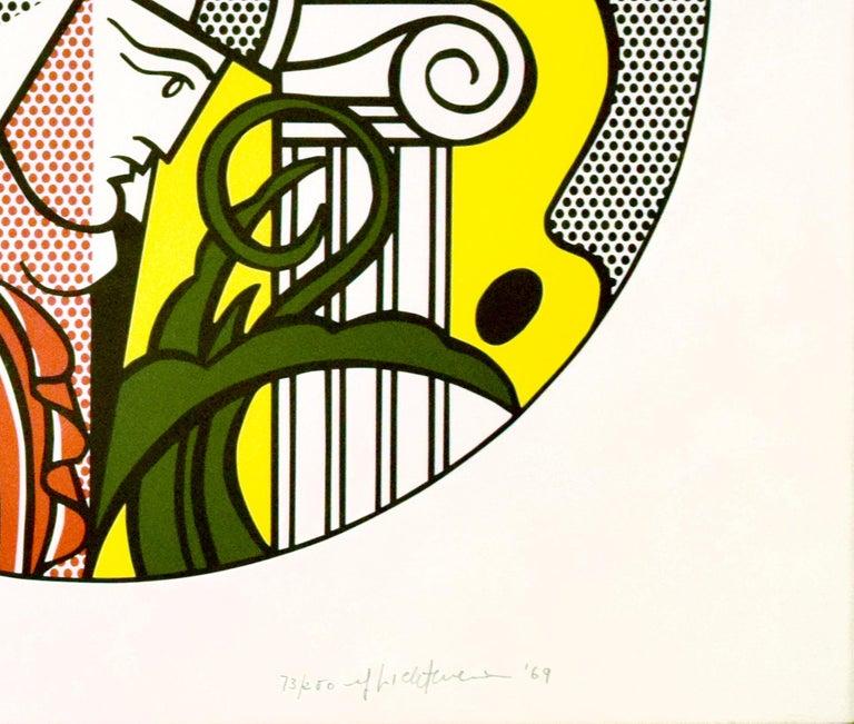 The Solomon R. Guggenheim Museum Poster - Original Screen Print - 1969 For Sale 3