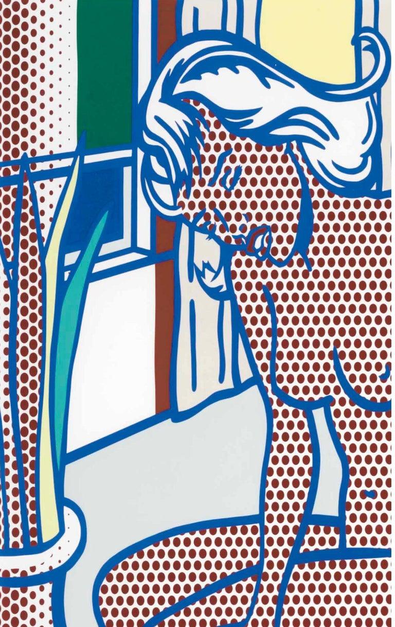 Two Nudes, State I (Corlett 285) - Print by Roy Lichtenstein