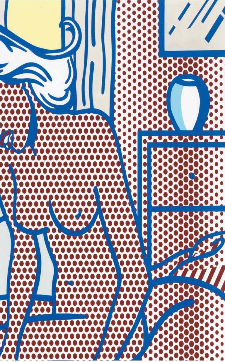 Two Nudes, State I (Corlett 285) - Pop Art Print by Roy Lichtenstein