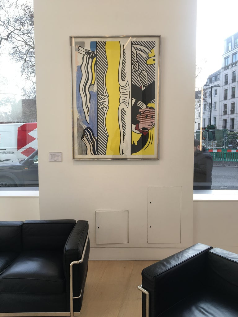 Two Paintings: Dagwood - Print by Roy Lichtenstein