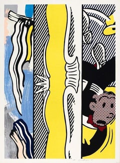 Two Paintings: Dagwood, Roy Lichtenstein