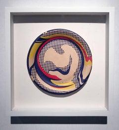 Roy Lichtenstein - UNTITLED (Paper Plate)