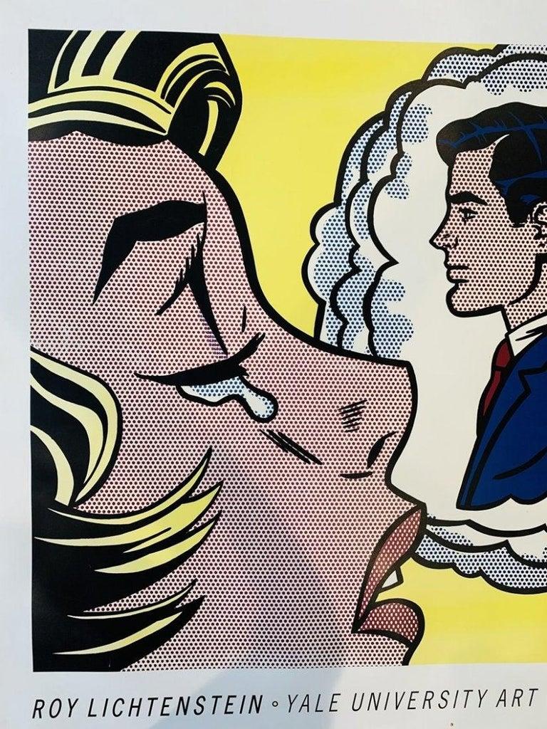 Roy Lichtenstein, Thinking of Him, 1991 Springdale For Sale 3