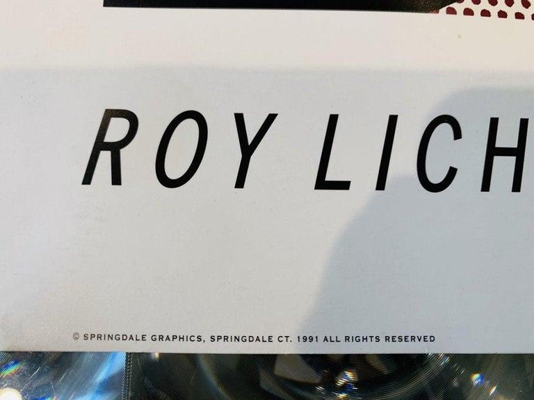 Roy Lichtenstein, Thinking of Him, 1991 Springdale For Sale 6