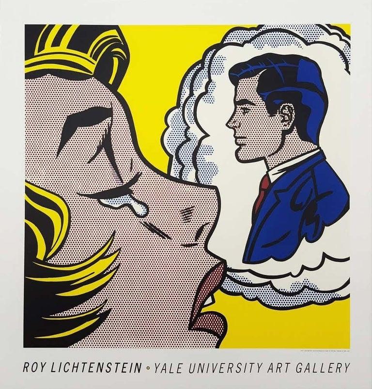 Roy Lichtenstein, Thinking of Him, 1991 Springdale For Sale 1